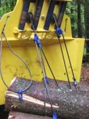 РЕА ТЕХ ЕООД / REA TECH - Продукти - 07. Стоманени въжета за лебедки на горски трактори, камиони, offroad джипове